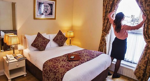 Waterloo Lodge Dublin – Book Now & Save on Your Stay in Dublin